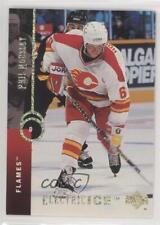 1994-95 Upper Deck Electric Ice #169 Phil Housley Calgary Flames Hockey Card