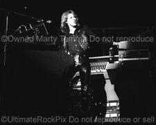 EDDIE JOBSON PHOTO UK Concert Photo in 1979 by Marty Temme PROGRESSIVE ROCK 1B