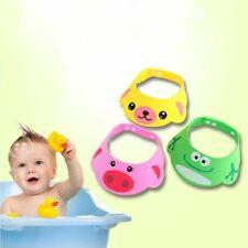 Cartoon Kids Bathing Bonnet Shampoo Cap Baby Shampoo Bathing Hat Shower Cap