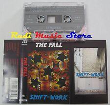 MC THE FALL Shift work 1991 PHONOGRAM 848 594-4 no cd lp vhs dvd