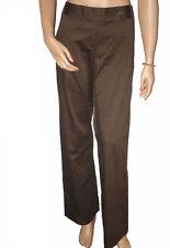 BN Ladies Brown Wide Leg Trouser Pants -UK 10 12 14 16