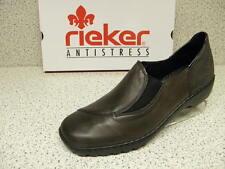 rieker ® reduziert  grau Leder bequem  (R269)
