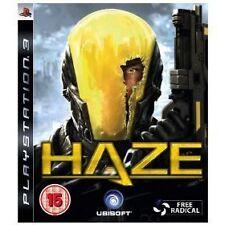 Haze (Sony PlayStation 3, 2008) - European Version