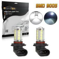 9005 9005XS HB3 High Power Fog Driving Light 33-SMD Epistar 5730 Chip White x2