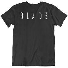 Blade Movie Fan v2 T Shirt