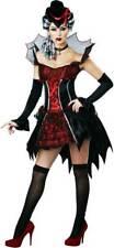Transylvanian Temptress Dracula's Bride Countess Vampire Costume Adult Women