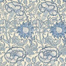 Arts & Crafts William Morris Pink & Rose Tiles Fireplace Kitchen Bathroom Blue