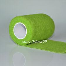First Aid Self-Adhesive Bandage Gauze Wound Bind Dressing Elastic Wrap 3''