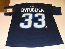 2013 Winnipeg Jets Dustin Byfuglien Name Number T Shirt Age 3T Infant Kids NHL