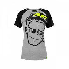 VR46 Offiziell Valentino Rossi Damen dottorino T-Shirt - vrwts 307605