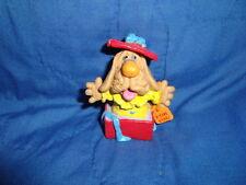 "1986 Wrinkles in gift box Ganz Bros PVC Figure 2.25"""