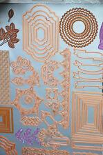 Hechizo Binder Stencil & Die magnéticos Hojas Muchos Colores Para Elegir