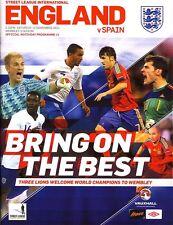 ENGLAND v Spain (Friendly @ Wembley) 2011