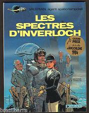 BD VALERIAN : LES SPECTRES D'INVERLOCH 1984