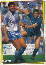Partido de fútbol Reproductor De Revista Foto Tottenham Hotspur-Varios (lote 02)