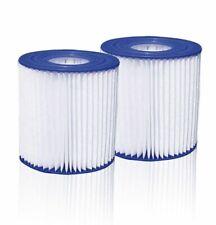 Summer Waves Pool Papierfilter Filter Kartuschen Kartuschenfilter Papier Typ D