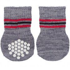 Trixie Protective Dog Paw Sock Injury Care 4 Sizes - 1 Pair Anti Slip Socks NEW