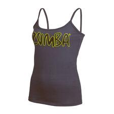 Zumba ~ ALLURE Spaghetti Tank Top - INDIGO BLUE ~ sz XS, S, L, XL, XXL ~ New!