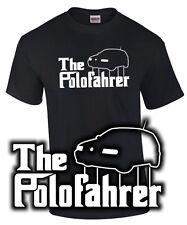 T-Shirt THE POLOFAHRER Polo III 3 6N 2 gti tdi Tuning Treffen vw SATIRE T-SHIRT