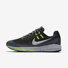 Nike W AIR ZOOM STRUCTURE 20 SCUDO [849582-001] Donna Scarpe Da Corsa Nero/Grigio