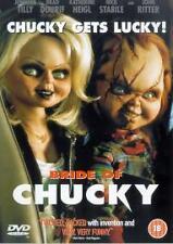 1 of 1 - Bride of Chucky DVD Jennifer Tilly Brad Dourif Ronny Yu UK Release New Sealed R2