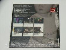 The Cornerstone Player 025 CD 2 SeanB Beat Freak Mix PROMO Gorillaz TRIPWIRE