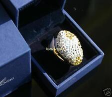 $220 NEW Authentic SWAROVSKI CRYSTAL Kinshasa RING 58/L/8