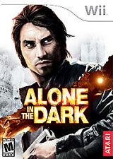 Alone in the Dark (Nintendo Wii, 2008) NEW