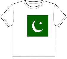 PAKISTAN COUNTRY FLAG T-SHIRT TEE PICTURE PHOTO islamabad karachi islamic 1628