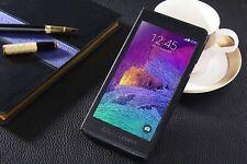 """Etui Housse Coque avec rabat-clapet """"Flip cover"""" view pour Samsung Galaxy NOTE 4"""