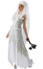Ghostly Bride Halloween Costume