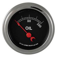 classic instruments so cal series oil pressure guage cr