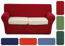 COPRIDIVANO 2 POSTI per divano max cm 160 mille righe Happy Sofa