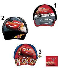 Disney Cars Cap Basecap Kappe Mütze Kopfbedeckung Größe 52 - 54 NEU