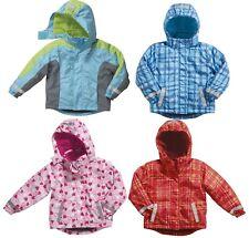 Playshoes Kinder Jacke gefüttert Regenjacke Schneejacke Gr 86, 92 Winterjacke
