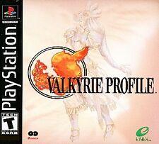 Valkyrie Profile (Sony PlayStation 1, 2000)