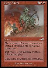 Magic MTG 4X ALLARME MOGG - ITA - NE