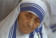 MOTHER TERESA GLOSSY POSTER PICTURE PHOTO PRINT theresa catholic calcutta 4041