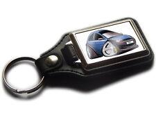 FORD KA 1996 Model Match Back Car Koolart Leather and Chrome Keyring