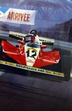 Born Leggenda Gilles Villeneuve nel Ferrari 312T firmata da Gavin MACLEOD MOTORE