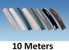 10M METERS PVC Insert / Infill Profile Moulding Trim 12mm - Caravan / Motorhome