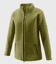 Mufflon Winter-Wolljacke Mel für Damen  Grün  Kiwi