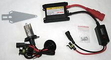 Kit éclairage hid  xenon h4 h4-1 6000K slim ballast AC garantie+ veilleuse led