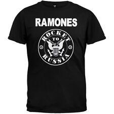 Ramones - Rocket Seal Adult Mens T-Shirt