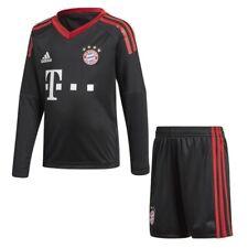 adidas FC Bayern MünchenTowart Minikit 2017/2018 schwarz Größe 92 98 104 110 116