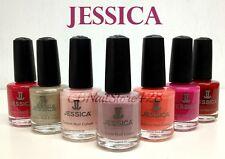 Jessica- Nail Lacquer for Natural Nail Choose Any Color .5 fl oz (Series 4)