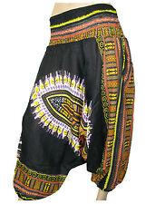 Ali Baba Harem Pantalon Pour Femmes-floral pantalon pyjamas pour dames et filles