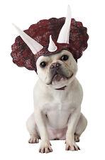 California Costume Triceradog Dog Costume, Burgundy - Ccc-Pet20167