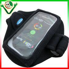 Armband fascia braccio SPORT per Samsung Galaxy S Advance i9070 Ab83 neoprene