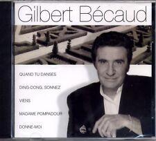 CD - GILBERT BECAUD - Quand tu danses